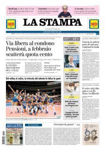 La Stampa Torino Provincia e Canavese - 16 Ottobre 2018