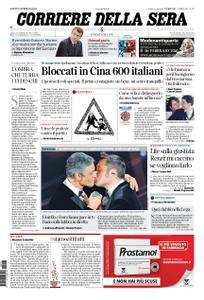 Corriere della Sera – 08 febbraio 2020