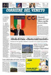 Corriere del Veneto Padova e Rovigo - 31 Luglio 2018