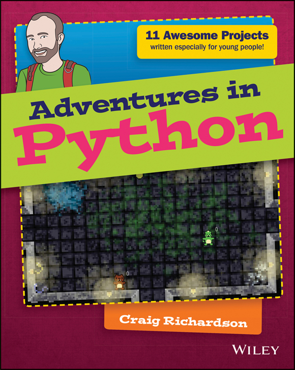 Adventures in Python (Adventures In ...)