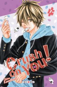 Crush on You ! Tome 7 2019