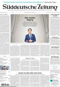 Süddeutsche Zeitung  - 11 Oktober 2021