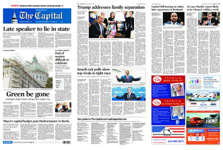 The Capital – April 10, 2019