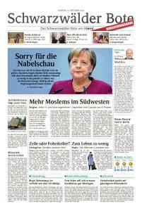 Schwarzwälder Bote Hechingen - 25. September 2018