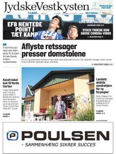 JydskeVestkysten Varde – 01. juni 2020