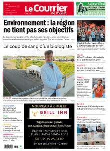 Le Courrier de l'Ouest Cholet – 29 septembre 2020
