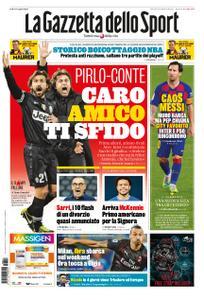La Gazzetta dello Sport Bergamo – 27 agosto 2020