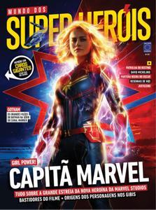 Mundo dos Super-Heróis - fevereiro 2019