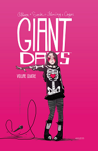 Giant Days - Tome 4