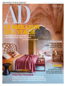 AD Architectural Digest France - mars 2019