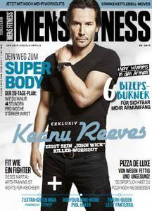 Mens Fitness Germany  – Mai 2017