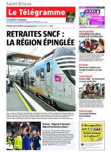 Le Télégramme Saint-Brieuc – 17 juin 2019