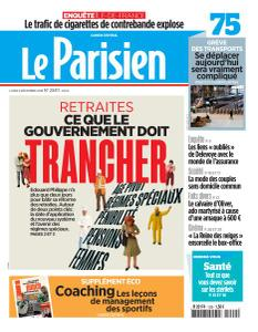 Le Parisien du Lundi 9 Décembre 2019
