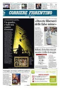 Corriere Fiorentino La Toscana - 26 Maggio 2018