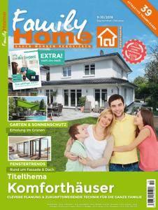 Family Home - September/Oktober 2016