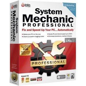 System Mechanic Professional 10.5.4.19