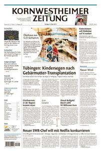 Kornwestheimer Zeitung - 24. Mai 2019