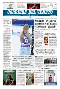 Corriere del Veneto Vicenza e Bassano – 17 gennaio 2019