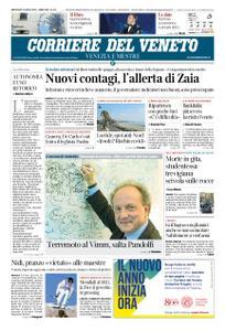 Corriere del Veneto Venezia e Mestre – 01 luglio 2020