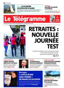 Le Télégramme Auray – 10 décembre 2019