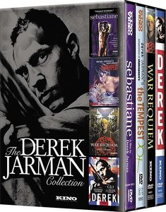 The Derek Jarman Collection (2008) [Re-UP]