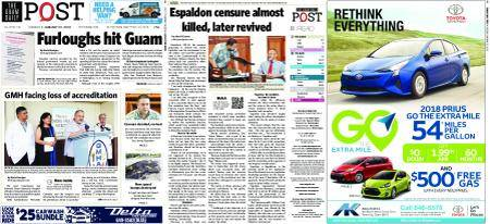 The Guam Daily Post – January 23, 2018