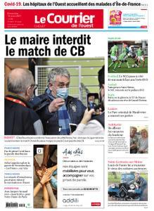 Le Courrier de l'Ouest Cholet – 14 mars 2021