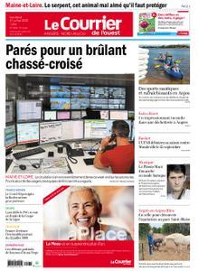 Le Courrier de l'Ouest Angers – 31 juillet 2020