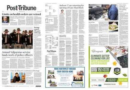 Post-Tribune – May 06, 2021
