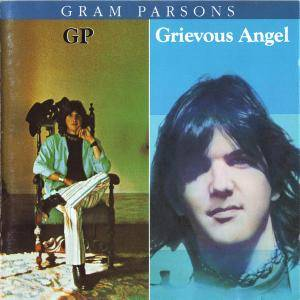 Gram Parsons - GP (1973) / Grievous Angel (1974) [2LP on 1CD, 1990]