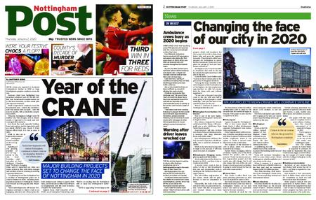 Nottingham Post – January 02, 2020