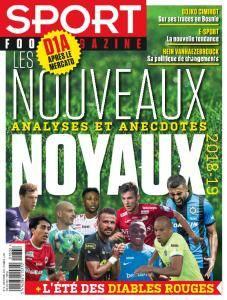 Sport Foot Magazine - 5 Septembre 2018