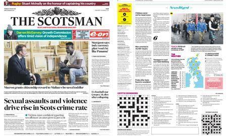 The Scotsman – May 29, 2018