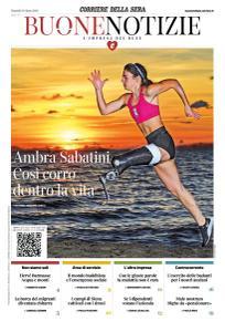 Corriere della Sera Buone Notizie - 16 Marzo 2021