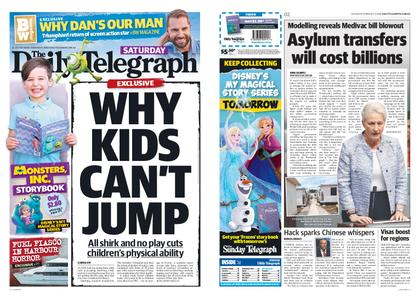 The Daily Telegraph (Sydney) – February 09, 2019