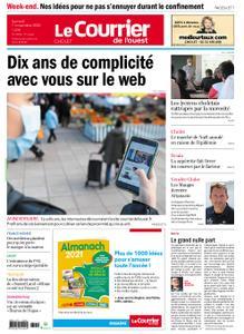 Le Courrier de l'Ouest Cholet – 07 novembre 2020