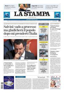 La Stampa Torino Provincia e Canavese - 13 Febbraio 2020