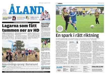 Ålandstidningen – 06 augusti 2018