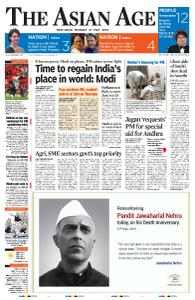The Asian Age - May 27, 2019