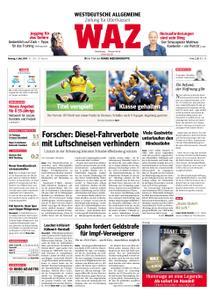 WAZ Westdeutsche Allgemeine Zeitung Oberhausen-Sterkrade - 06. Mai 2019