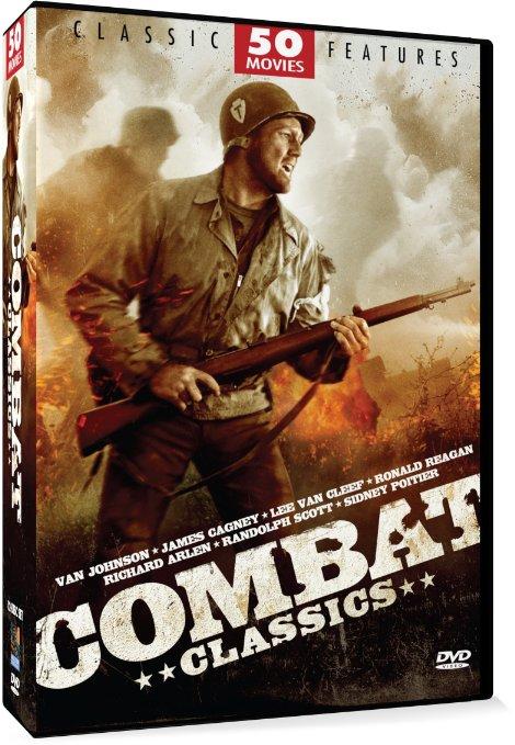 Combat Classics - 50 Movie Pack (2008) [ReUp]