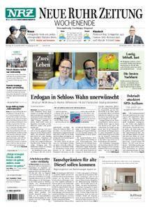 NRZ Neue Ruhr Zeitung Essen-Postausgabe - 29. September 2018