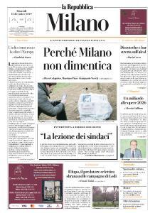 la Repubblica Milano - 12 Dicembre 2019