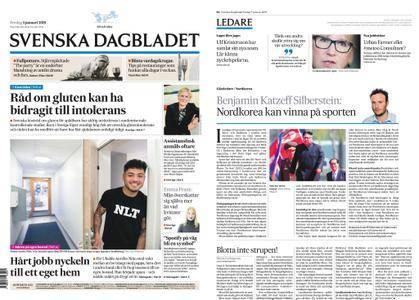 Svenska Dagbladet – 05 januari 2018