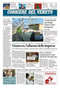 Corriere del Veneto Padova e Rovigo – 29 settembre 2018
