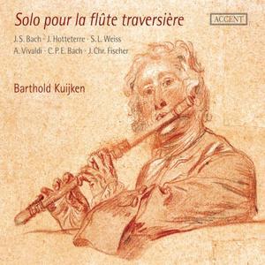 Barthold Kuijken - Solo pour la flûte traversière (2019)