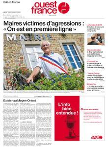 Ouest-France Édition France – 03 septembre 2020