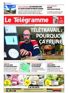 Le Télégramme Auray – 03 septembre 2020