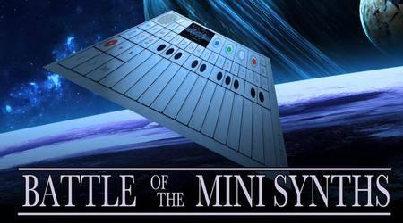 Loops De La Creme Battle Of The Mini Synths KONTAKT