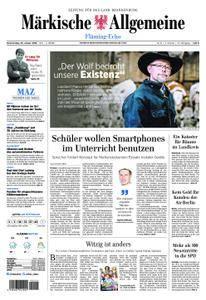 Märkische Allgemeine Fläming Echo - 25. Januar 2018